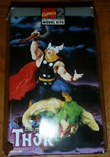 Marvel Comics The Mighty Thor Toy Biz Model Figure Kit, Mint in Open Box Avenger