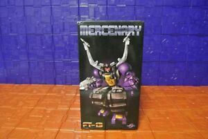 Fanstoys FT13 Mercenary (Shrapnel) opened used 90% newly