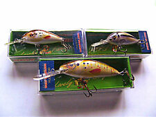 Ugly Duckling Fishing Lures, mini floating crankbait , great FOR TROUT, WALLEYE
