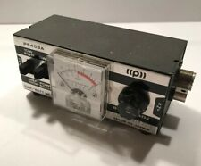 Vintage PACE P5403A Combo Power & SWR Instrument/Field Strength Meter Indicator