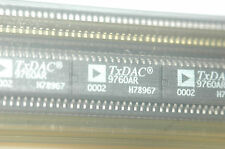ANALOG DEVICE AD9760AR 28-Pin SOIC 10-Bit D/A Converter IC Qy-2