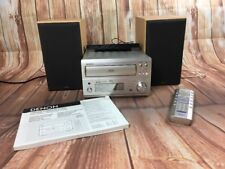 DENON UD-M50 Stereo AM / FM Tuner Receiver Amplifier AMP 3 CD Changer & REMOTE