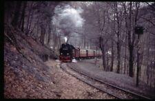 35mm slide+© DR Deutsche Reichsbahn 99 7234-0 Steinerne RenneWest-Germany1992ori