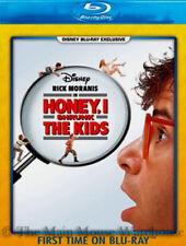 Disney Family Film Rick Moranis Comedy Honey I Shrunk The Kids Movie on Blu-ray