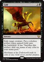 MTG Magic - (R) Commander 2015 - 4x Gild x4 - NM/M