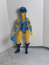 Vintage Motu He Man Action Figure Evil Lyn Complete