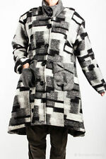 Knielange Jacken aus Wolle für die Freizeit