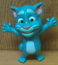 2016 MCDONALD'S SUPERSTAR BLUE CAT ~ TALKING TOM #4 ~ HAPPY MEAL TOY ~ BOOYAH!