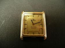 Omega Vintage DeVille gold watch