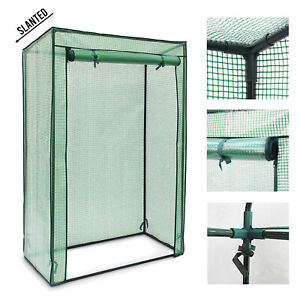 Tomato Greenhouse Reinforced Frame & Cover Outdoor Garden Plant Grow Green House