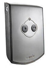 Somfy wall-mounted indoor control unit for controlling up to 2 RTS 1841027