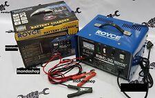 ROYCE RBC-30 Carica Batteria 12-24V 100Ah per Auto moto barca camper