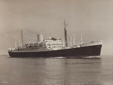 """PHOTOGRAPH OF New Zealand Shipping Co """" RANGITANE""""  by BEKEN of COWES"""