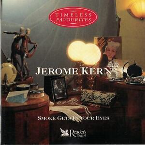Readers Digest - Jerome Kern Smoke Gets In Your Eyes (3CDs)