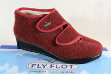 Fly Flot Ladies Mule Slippers Mules Red New