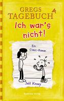 Gregs Tagebuch 04 - Ich war's nicht! von Jeff Kinney (2010, Hardcover)