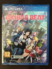 Akiba's Beat for PS VITA - BRAND NEW AND SEALED - PAL - GREAT GAME