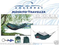 "AMAZONAS reise / Camping Hängematte Moskito-traveller ""mit Moskitonetz"" 1030200"