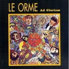 ORME - AD GLORIAM  CD POP-ROCK ITALIANA