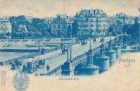FRANKFURT – Untermainbrucke – Germany – udb (pre 1908)