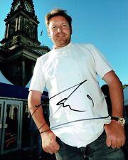 James MARTIN Saturday Kitchen TV Chef SIGNED Autograph 10x8 Photo 1 AFTAL COA