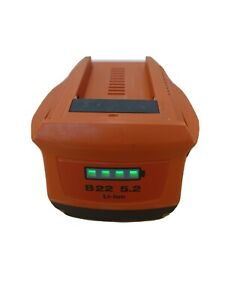 Hilti B22 5.2 22v Battery