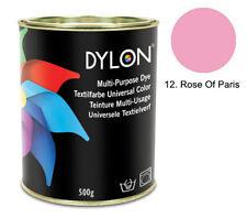 Dylon Rose of Paris Multi-Purpose Dye 500g Tin