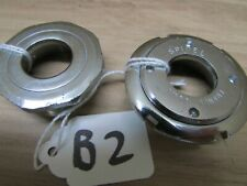SPIDEL FRENCH BOTTOM BRACKET CUPS, LOCKRING, 35 X 1 FRENCH THREADS  (B2)