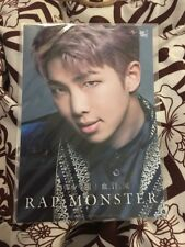 BTS Rapmonater RM Japan Jp Official Photo card Kpop K-pop U.S Seller
