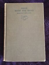 Gone with the Wind ~ MARGARET MITCHELL ~ First Edition ~ Later Printing 1936