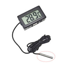 Digital Lcd Thermometer Refrigerator Fridge Freezer Temperature Meter -50to110°C