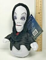 "6"" Squeezer Morticia The Adams Family Singing Plush Plays Theme Song"