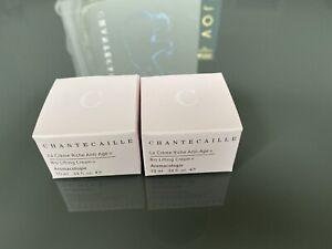 CHANTECAILLE Bio Lifting Cream Plus 2x10ml New & Sealed