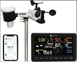 Ambient Weather WS-2902B Smart Weather Station WiFi