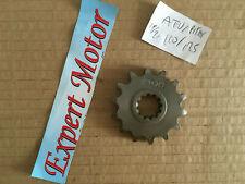Pit Bike pignone anteriore 15 denti 428 passo 17 mm foro centrale per Pit Bike /& Quad