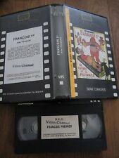 Francois 1er de Christian-Jaque (Fernandel), VHS DEC, Comédie, RARE!!!