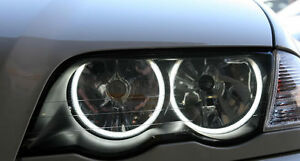 BMW Angel Eye Halo Light Ring CCFL E46 E46 3 Series White 6000K Non-Projector
