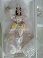 BARBIE BLUSHING ORCHID BRIDE 1996 Porcelain Limited Edition (n. 17349) NRFB