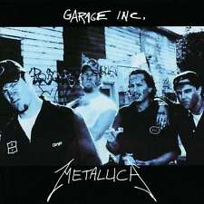 Garage Inc. 2 CD - Metallica Mercury