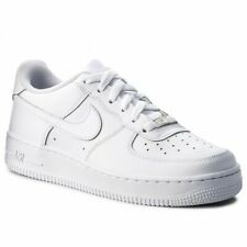brand new d7f1e 1fb92 Nike Air Force 1 GS 0961 314192 117 38 Bianco