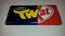 TW@T CHOCOLATE BAR,NOVELTY BUT RUDE... GREAT GIFT/ PRESENT /FUN GIFT
