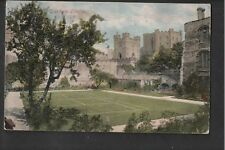 Durham Castle 1900's? Postcard To Church Row Stockton on Tees