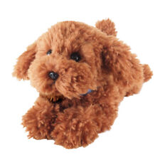 Cuddler Puppy Soft Plush (Toy Poodle Red) cute & realistic (S)
