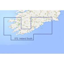 NAVIONICS SMALL GOLD 572 Southern Ireland - CARD - CHART - Micro SD