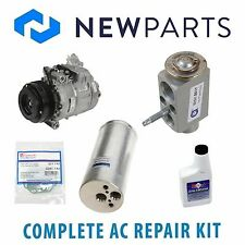 For BMW 325Ci 325i M3 330Ci Complete AC A/C Repair Kit w/ Compressor & Clutch