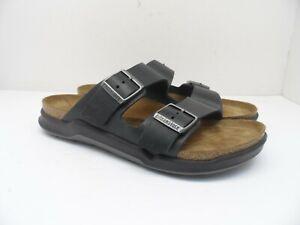 Birkenstock Men's Arizona CT Sandal Black Size 9M