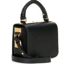 Sophie Hulme Finsbury Gold Plate Crossbody Nano Bag