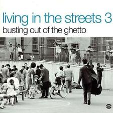 LIVING IN THE STREETS VOLUME 3 Various NEW & SEALED FUNK SOUL JAZZ 2X LP VINYL