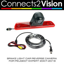 C2 CAM-PE4 Brake Light Reverse Rear View Camera for Peugeot Expert 2007-2016 BN