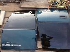95-99 Chevy GMC Tahoe Suburban Yukon Barn Door Assy Rear Left Driver oem right